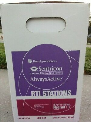 Sentricon HD Always Active 28 Termite Bait Stations