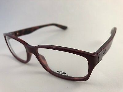 f63f44a611 New Authentic OAKLEY Eyeglasses OX 1072 0352 Entry Fee pink tortoise w pouch