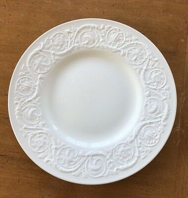 Wedgwood Patrician Dinner Plates-Ivory Barlaston Etruria (1930-1950) 10 1/4""