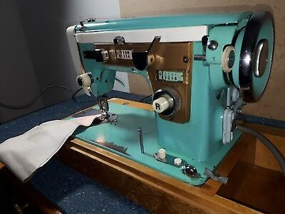 Reliable  Heavy duty Japan made Taff  Sewing machine made in 60s by Brother Co.