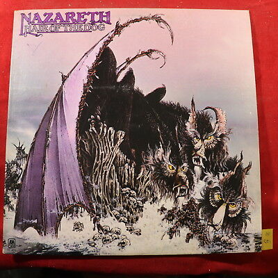 ''Hair Of The Dog'' by Nazareth: LP © 1975 (B132)