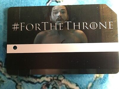 Game Of Thrones Metrocard