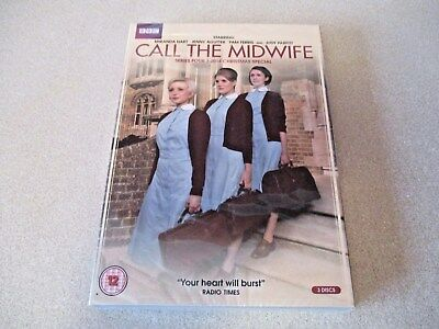 Call The Midwife Series Season 4 + 2014 Christmas Special DVD