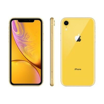 Apple Iphone Xr 64Gb Yellow Giallo Prodotto Nuovo Originale Italia