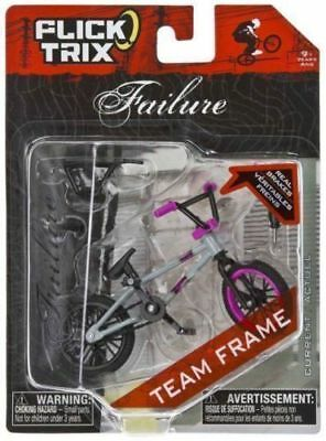 FLICK TRIX FINGER BIKE BMX Failure TEAM FRAME ##