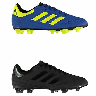 new concept 8f864 1e895 adidas Goletto FG Firm Ground Football Boots Juniors Soccer Shoes Cleats