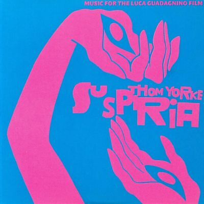 YORKE, Thom - Suspiria: Music For The Luca Guadagnino Film (Soundtrack) - 2xCD