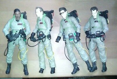 Ghostbusters Sammlung Figuren Mattel diamond select Ghost taxi venkman Egon Ray