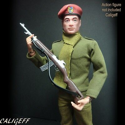 Vintage 1970's Late Issue M1 Carbine Rifle Action Man GI Joe