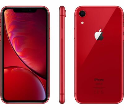 APPLE iPhone XR - 64 GB, Red - Currys