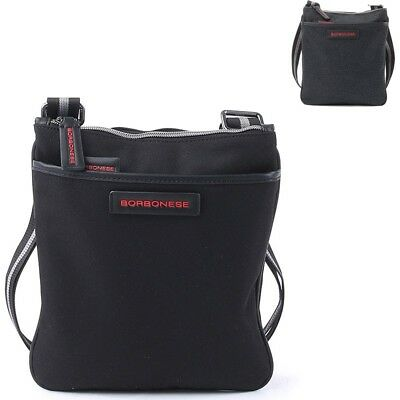 a58aaf5a64c2 Shoulder bag Borbonese man small port on the ipad in the fabric 943319 J28