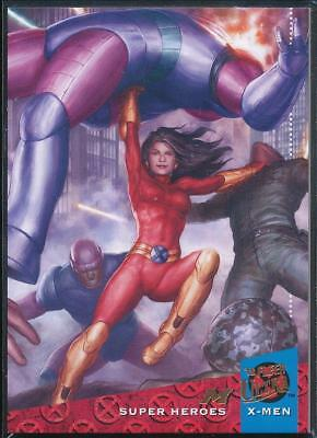 2018 Fleer Ultra X-Men Trading Card #56 M