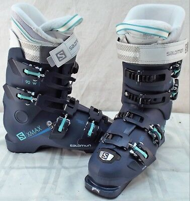 2017 Salomon X Max 70W Womens Boot Overview by SkisDotCom