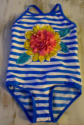 Girls M&S Kids Ages 3 Months - 3 Years UPF 40+ Swimming Costume