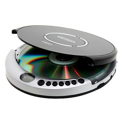 Jensen CD60 Personal BassBoost Portable  compact CD Walkman Player Free Shipping