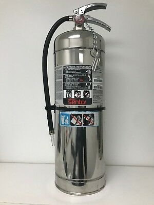 2.5 Gallon Water Fire Extinguishers Refillable Perfect for Bonfires - Ships Free