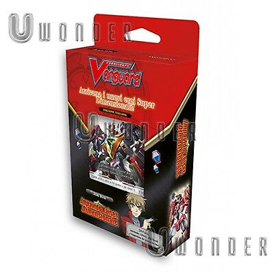 vanguard deck italiano  IMPAVIDO KAISER DIMENSIONALE CARDFIGHT! VANGUARD Trial Deck Mazzo ...