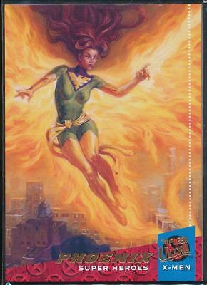 2018 Fleer Ultra X-Men Trading Card #72 Phoenix