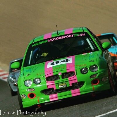 MG ZR 170 race/track car