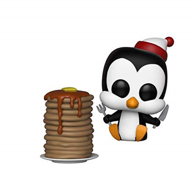 FUNKO-POP! ANIMATION: CHILLY WILLY WITH PANCAKES (Importación USA) ACC NUEVO