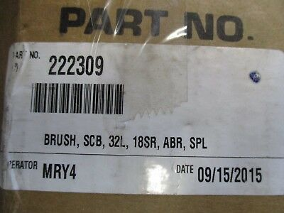 Tennant OEM 222309 Brush 32""