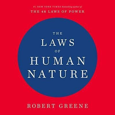 The Laws of Human Nature By Robert Greene (audio book)