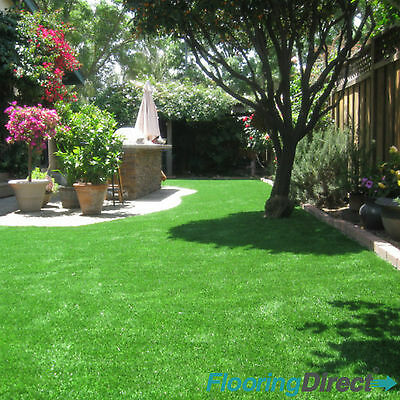 Artificial Grass, Quality Astro Turf, Realistic Natural, Cheap 12mm Super Budget