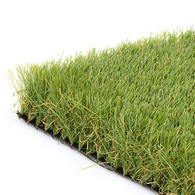 Chatsworth Artificial Grass Lawn Fake Realistic Green Garden CLEARANCE Astro