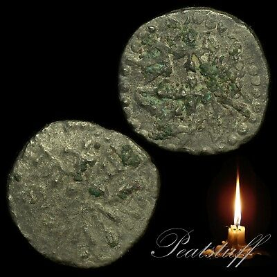 KINGS of NORTHUMBRIA. Bronze Styca. Unresearched. Metal Detecting find. 28 SB