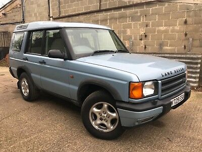 2000 Land Rover Discovery TD5 ES💥Auto💥Automatic💥7 Seater💥LONG MOT💥