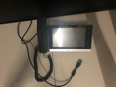 "Cisco CTS-CTRL-DVC8 TelePrescence 8"" LCD Touchscreen Control Panel"