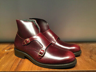 c55298d26cc WOLVERINE 1000 MILE Boot $350.00 Myles Double Monk Strap Boot In ...