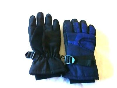 Men Extreme Cold Weather 3M Thinsulate Insulation 40Gram Ski Gloves - Size S-M