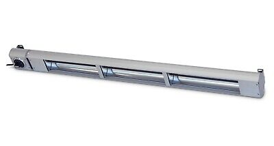 Heat Strip Lamp 1500mm Infra-Red Heating Assembly Roband Overhead Food Warmer