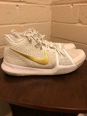 e29ba606fea NIKE KYRIE 3 Finals Championship (852395-902) Uncle Drew Irving Size ...