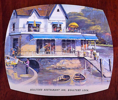 Old English Pubs Set of 6 Placemats Cork Backed