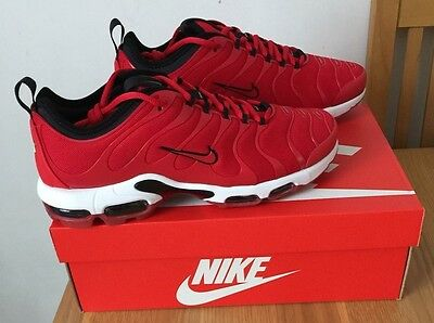 Nike Air Max Plus Tuned 1 Tn Ultra University Red university Red 898015 600  Mens 34e3a7180