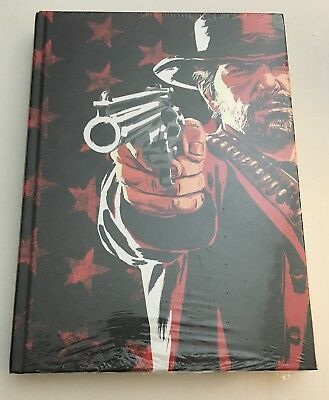 ❤️Red Dead Redemption II 2 The Complete Official Guide Collector's Edition❤️