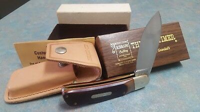 Schrade Old Timer USA 51OT with box and papers mint condition