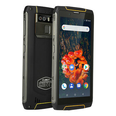 """Cubot King Kong 3 5.5"""" 4gb + 64gb Ip68 Android Smartphone Octa Core 4g LTE"""