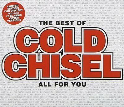 Cold Chisel - Best Of: All For You CD (2) Cold Chisel / Universal NEW