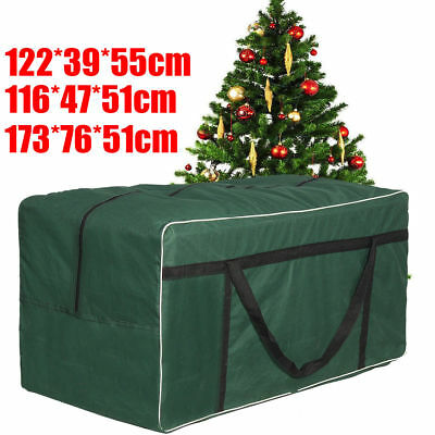 Artificial Xmas Christmas Tree Storage Bag Box Bags Extra Large Waterproof Bag H