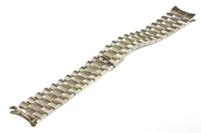 20MM new solid stainless steel mens president bracelet fits for Rolex - 136098