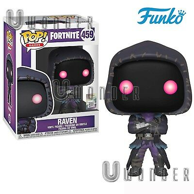 RAVEN # 459 Funko POP ! Games - FORTNITE FIRST LIGHT S2