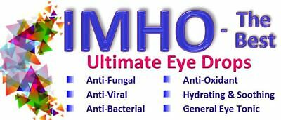 Brilliant eye drops to treat infections & more. For people & animals. 10ml
