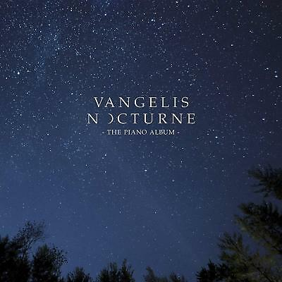 Vangelis Nocturne The Piano Album Cd - New Release January 2019
