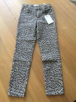 Girls Trousers Zara 10 Years New