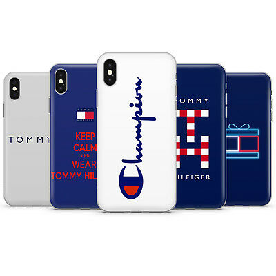 the best attitude 95b5e 757b4 TOMMY HILFIGER LOGO - red, blue and white phone case for iPhone