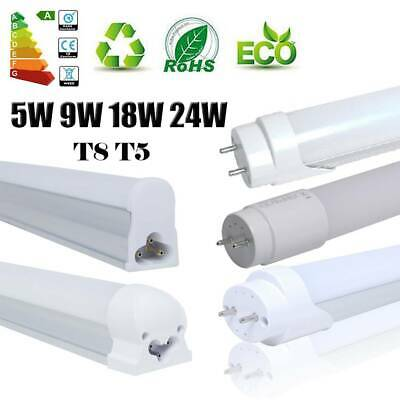 10/2x 30/60cm/120cm T5/T8 G13 2835 SMD LED Tube Lampe Fluorescent Light Bulb