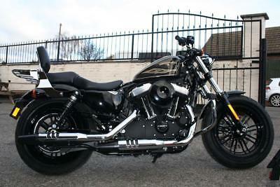 Harley Davidson Xl 1200 X Sportster Forty Eight In Mint Condition Low Mileage